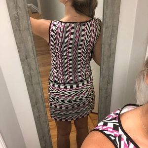 Brand new multi colored dress